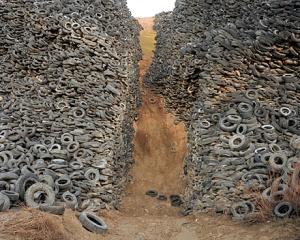 Tire Clutter