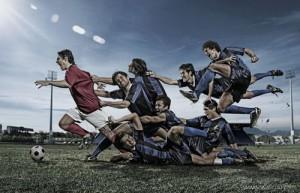 soccer chase